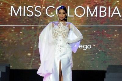Colombia, en busca de un cupo entre las 12 finalistas de Miss Universo