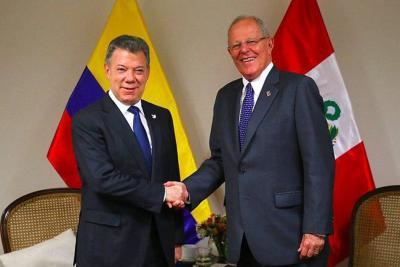 Colombia y Perú expresaron apoyo a México ante tensa situación con EEUU