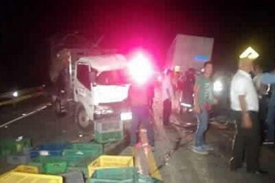 Accidente de tránsito en vía de Santander dejó un herido grave
