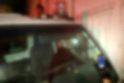 Muere un hombre aprisionado por su propio vehículo en Bucaramanga