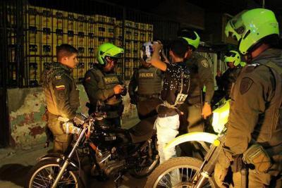 En los últimos 16 días, delincuentes robaron $274 millones en Bucaramanga