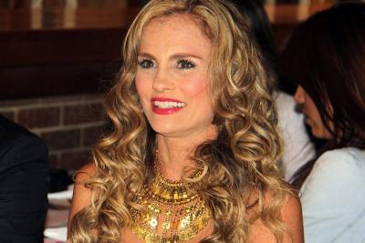 Aura Cristina Geithner dejó las telenovelas para regresar a la música