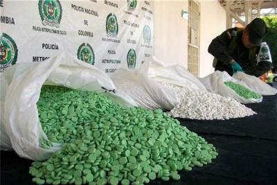 Autoridades reportan la existencia de 23 nuevas sustancias en Colombia