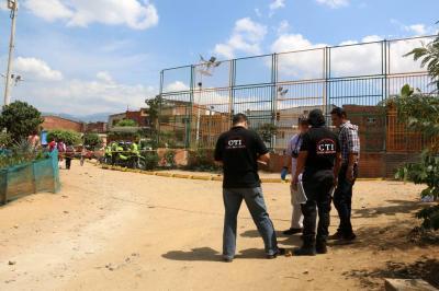 Atentado dejó un muerto y un herido en Bucaramanga