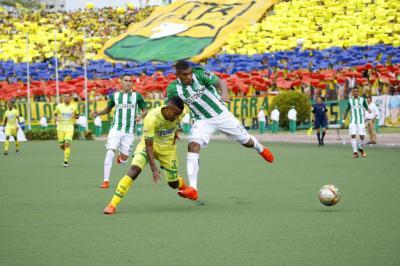 Atlético Bucaramanga y su primer gran reto del año ante el Atlético Nacional