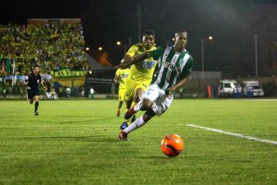 Atlético Bucaramanga perdió 0 a 1 con Nacional en la Liga Águila