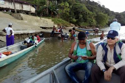 Defensoría del Pueblo advierte sobre posible desplazamiento humanitario en Colombia