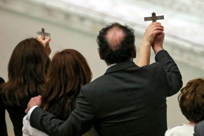 La Iglesia Católica está nuevamente en la mira por pederastia