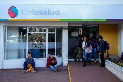 Conozca por qué la Contraloría advirtió que Cafesalud es insostenible
