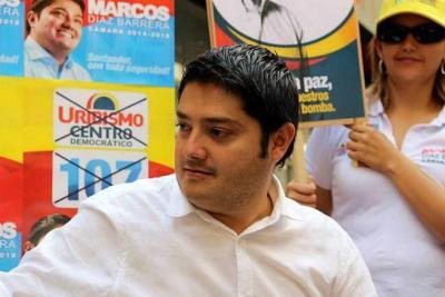 Procuraduría solicitó mantener investidura de congresista santandereano Marcos Díaz