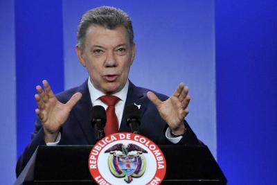 Santos habló sobre los dineros de Odebrecht que presuntamente recibió