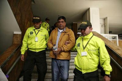 """Camionero afirmó que con su captura el Gobierno busca """"tapar el escándalo de Odebrecht"""""""