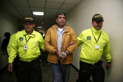 Envían a la cárcel a líder camionero Pedro Aguilar