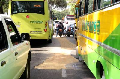 Cerrarán tramo de la carrera 33 en Bucaramanga