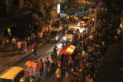 Comerciantes anuncian otro 'cacerolazo' contra el Alcalde de Bucaramanga