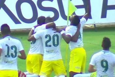 Atlético Bucaramanga venció 1-0 al Huila en la Liga Águila