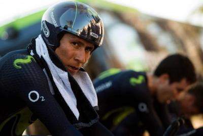 Nairo Quintana va por la Vuelta a Abu Dabi