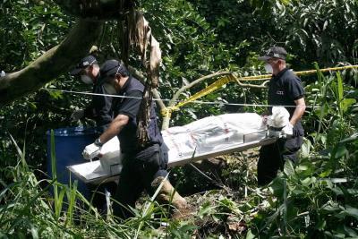 Hallan cuerpo de una mujer atacada a cuchillo en Santander
