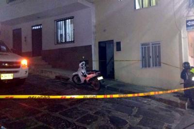 Sujeto se suicidó en San Gil luego de dispararle a su excompañera sentimental