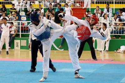 El taekwondo de Santander ya está listo para competir