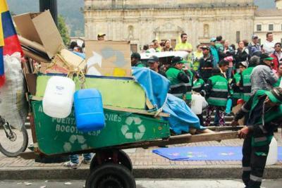 El 83% de los residuos sólidos no se reciclan en Colombia