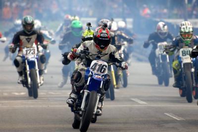 Espectáculo del motociclismo regresa este domingo a Santander