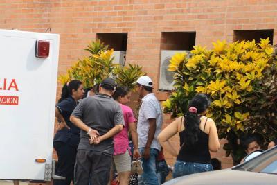 Hombre fue baleado en el Norte de Bucaramanga