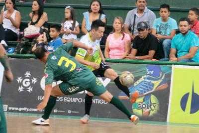 Real Bucaramanga 'domó' a los Leones