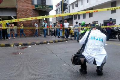 Asesinan a dos hombres en 4 horas en Piedecuesta y Bucaramanga