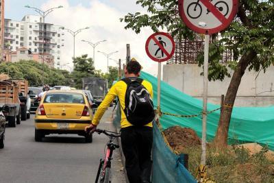 Con 'twitteratón', ciclistas reclaman a las autoridades espacio en las vías