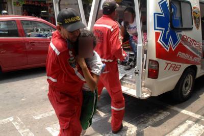 100 niños intoxicados con el complemento escolar en Barrancabermeja