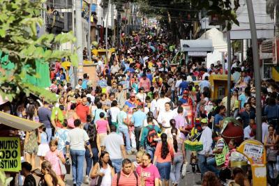 El 55% de los trabajadores de Bucaramanga son informales