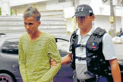 Por abuso sexual fue detenido mototaxista en Santander