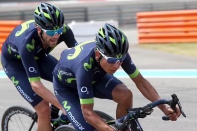 Nairo Quintana continúa de Líder en la Tirreno-Adriático