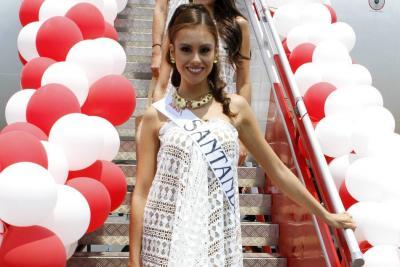 Aspirantes a Señorita Colombia ya están en Cartagena listas para el reinado