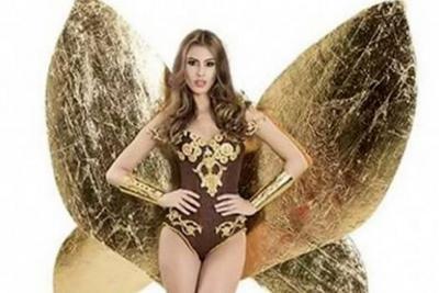 ¿Le gusta el traje artesanal que lucirá la señorita Santander en Cartagena?