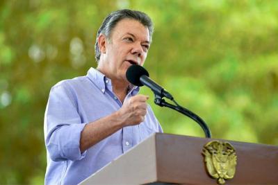 """""""No sabía de dineros de Odebrecht"""": Juan Manuel Santos"""