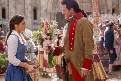 Hoy se estrena en las salas de cine del país 'La Bella y la Bestia'