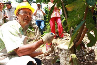 La Secretaría de Agricultura fortalecerá proyectos rurales