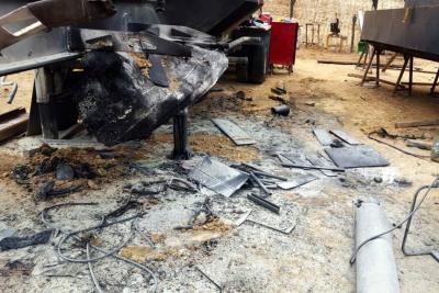 Hombre murió tras sufrir graves quemaduras en Bucaramanga