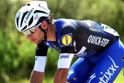 Fernando Gaviria, se ubicó quinto en la Milán- San Remo