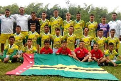 La selección Santander infantil sueña con el título nacional