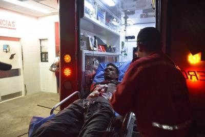 Joven fue atacado a cuchillo por un amigo en Barrancabermeja