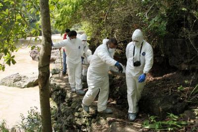 Dos cuerpos fueron hallados en fuentes hídricas