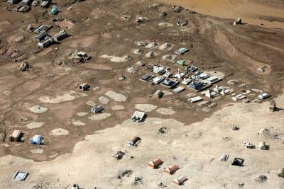 Perú busca reconstruirse tras las inundaciones y escasez de agua potable