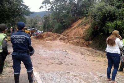 Las lluvias causan estragos en Lebrija