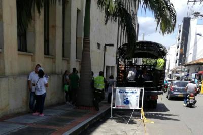 Reabren Palacio de Justicia de Bucaramanga tras crisis por hacinamiento