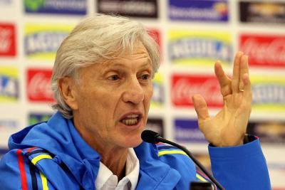 La Selección Colombia está enfocada en buscar la clasificación: Pékerman