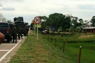Capturan a presuntos responsables del atentado a soldados en Arauca