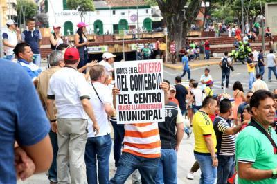 El lunes regresa Pico y Placa del Centro de Bucaramanga, tal y como estaba